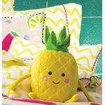 Hiccups Happy Pineapple Cushion