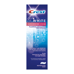 Crest 3d White Advanced Vivid Toothpaste Reviews In