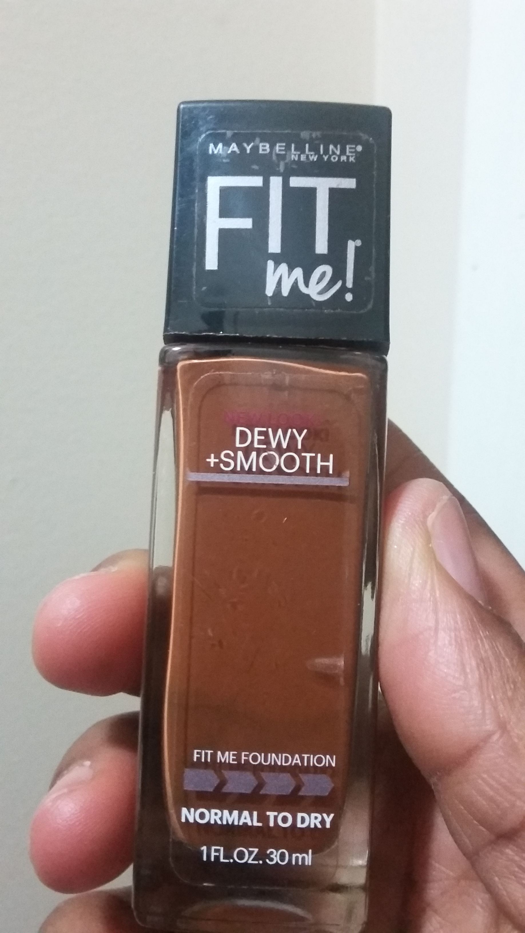 Maybelline Fit Me Dewy Smooth Foundation Reviews In Foundation Chickadvisor