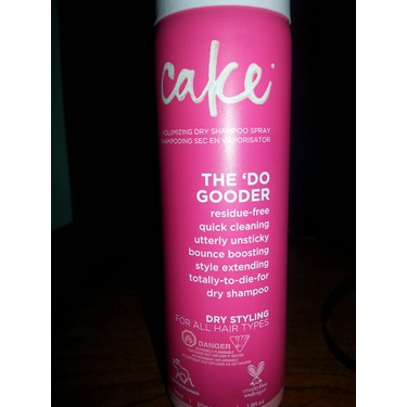 Cake The 'Do Gooder Volumizing Dry Shampoo Spray