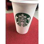 Starbuck's café latté