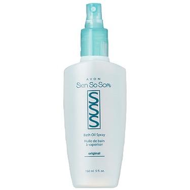 Avon Skin So Soft Origina Bath Oil Spray