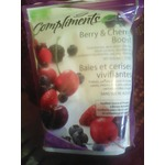 Our compliments berry and cherry boost