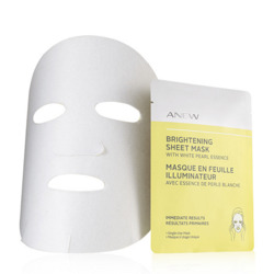Avon Anew Brightening Sheet Mask with Pearl Essence