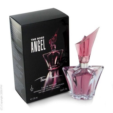 Theirry Mugler The Rose Angel Perfume