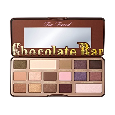 Chocolate bar palette by Two Faced
