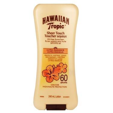 Hawaiian Tropic Sheer Touch Suncreen Lotion SPF 30