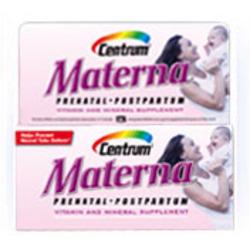 Centrum Materna Prenatal Multivitamin