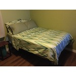 Chic Home Selina 3-Piece Duvet Cover Set, Full, Kiwi