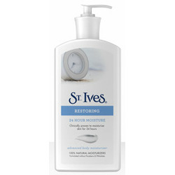 St. Ives Restoring 24 Hour Moisture Body Lotion