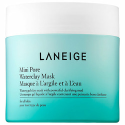 Laneige Mini pore water clay mask