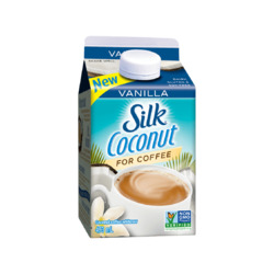 Silk Coconut for Coffee Vanilla