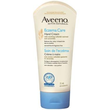 Aveeno Active Naturals Eczema Care Hand Cream