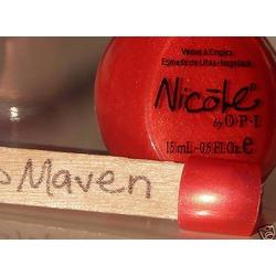 Nicole by OPI in Mango Maven