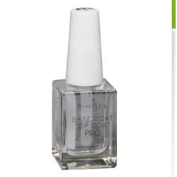 Rimmel London Pro Base and Top Coat Nail Polish