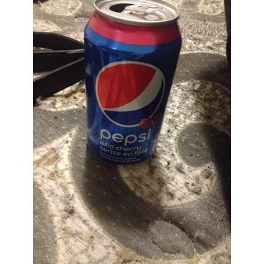 Pepsi Cola Wild Cherry