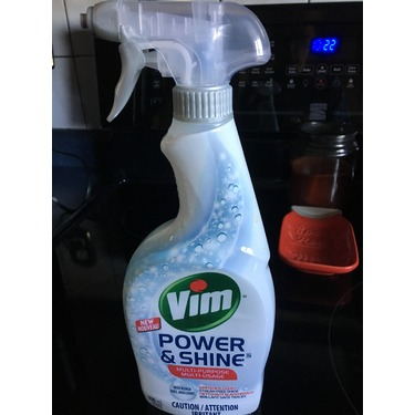 Vim Power & Shine Multi-Purpose Spray with Bleach