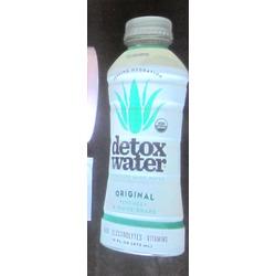 detox water Bioactive Aloe Water Original Lychee & White Grape