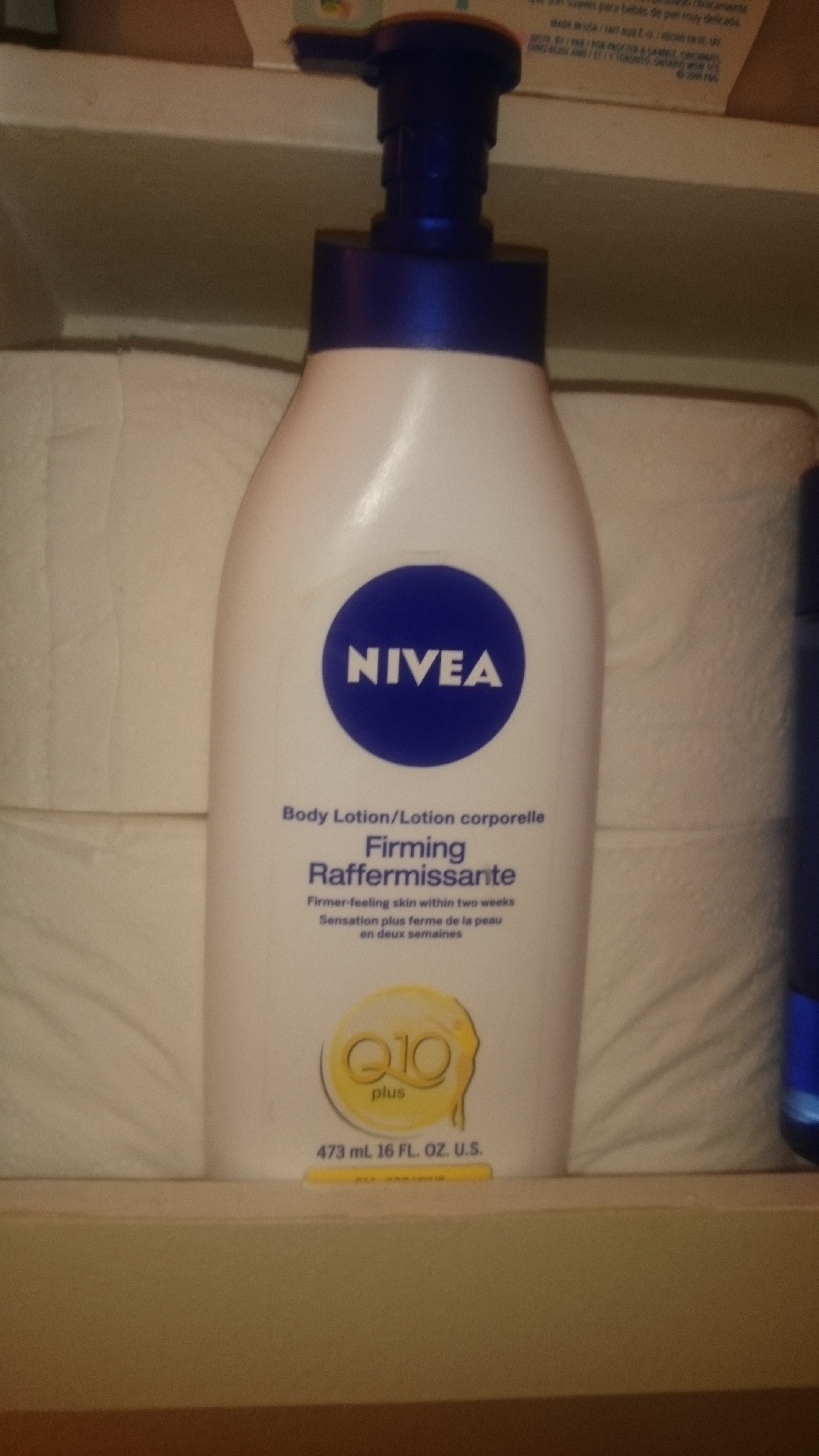 nivea q10 firming body lotion reviews in body lotions. Black Bedroom Furniture Sets. Home Design Ideas