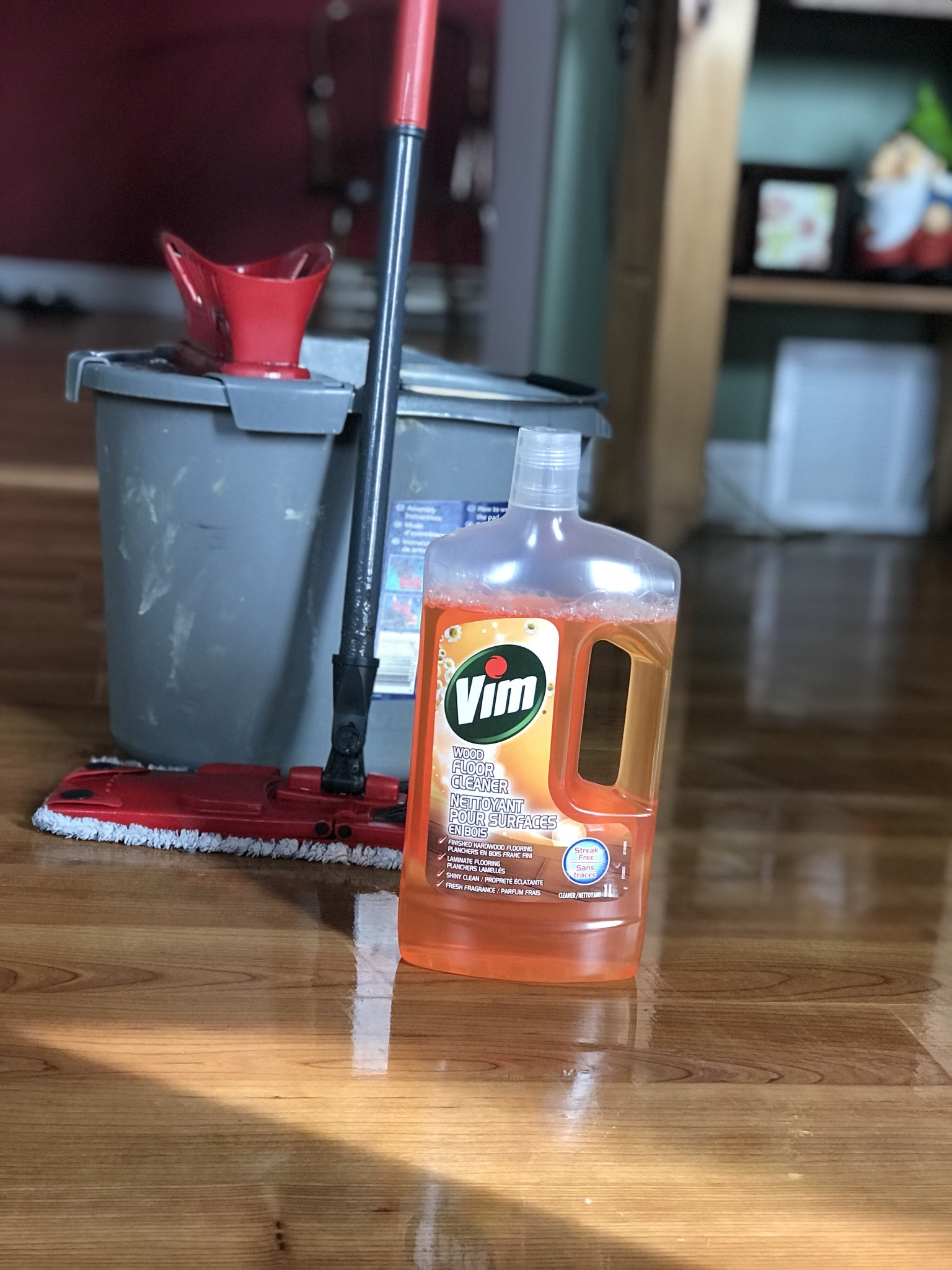Vim Wood Floor Cleaner Reviews In Household Cleaning