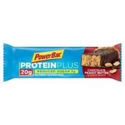PowerBar ProteinPlus Reduced Sugar Creamy Chocolate Peanut Butter