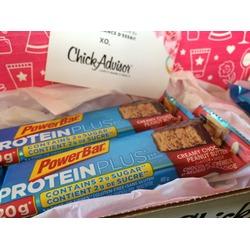 PowerBar ProteinPlus Reduced Sugar Creamy Chocolate Peanut Butter