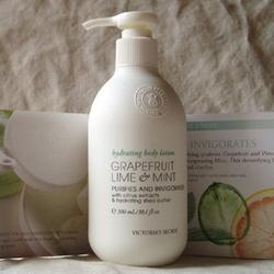 Victorias Secret Grapefruit Lime & Mint Body Lotion