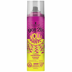 got2b Volumaniac Bodifying Hairspray