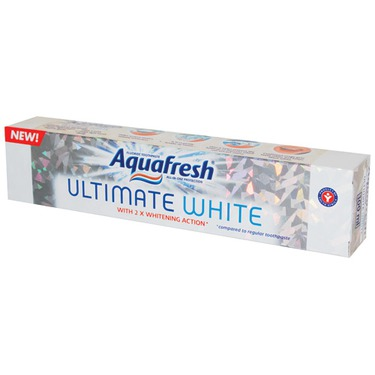 Aquafresh Ultimate White Toothpaste