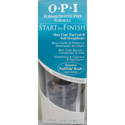 OPI Start To Finish Original Formula