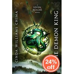 The Demon King (The Seven Realms Novel) by Cinda Williams Chima
