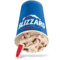 Dairy Queen Blizzards