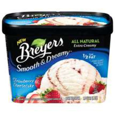 Breyers Smooth & Dreamy Frozen Dessert