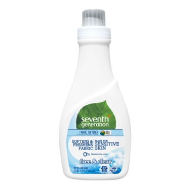 Seventh Generation Fabric Softener - Free & Clear