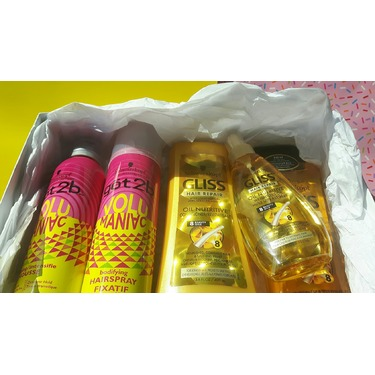 GLISS Oil Nutritive Shampoo