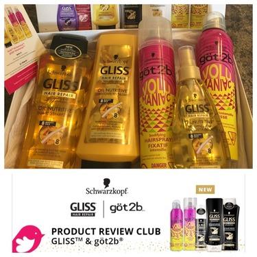 GLISS Oil Nutritive Conditioner