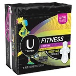 U by Kotex Fitness Pads