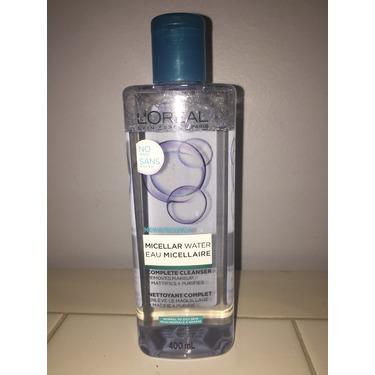 L'Oreal Paris Skin Expert Micellar Cleansing Water