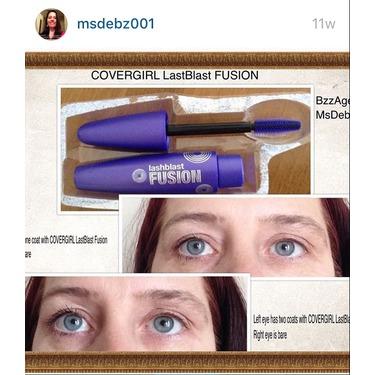 CoverGirl LashBlast Fusion Mascara
