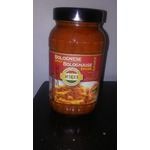 Mikes bolognese spicy sauce