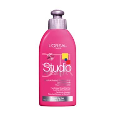 L'Oreal Studio Hot Straight Cream
