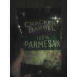 Crackle barrel 100% parmesan