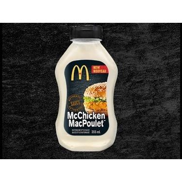 McDonald's McChicken Sauce