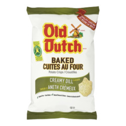 Old Dutch Baked Creamy Dill Chips