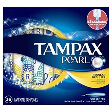 Tampax Pearl Regular