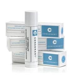 Consonant Skincare Organic Lip Therapy