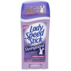 Lady Speed Stick Stainguard in Daringly Fresh