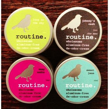 Routine Natural Deodorant Cream