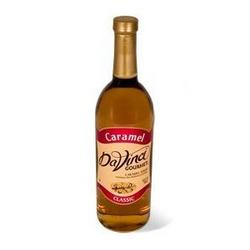 Da Vinci Caramel Sugar Free Syrup