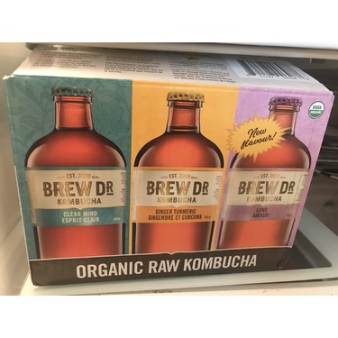 Brew Dr. Kombucha - Assorted Flavours